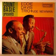 Bild zu Count Basie Presents Eddie Davis Trio + Joe Newman von Eddie ´Lockjaw´ Davis