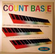 Bild zu Music composed by Count Basie, featuring B.B.King von Count Basie