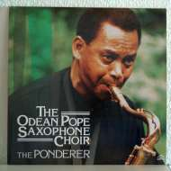Bild zu The Ponderer, The Oead Pope Saxophone Choir von Odean Pope