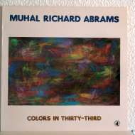 Bild zu Colors in thirty-third von Muhal Richard Abrams