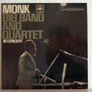Bild zu Big Band and Quartet in Concert von Thelonious Monk