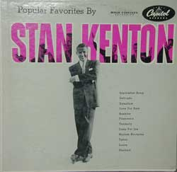 Bild zu Popular Favorites By von Stan Kenton