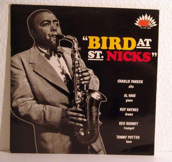 Bird at St. Nicks