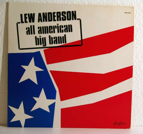 Lew Anderson all american big band