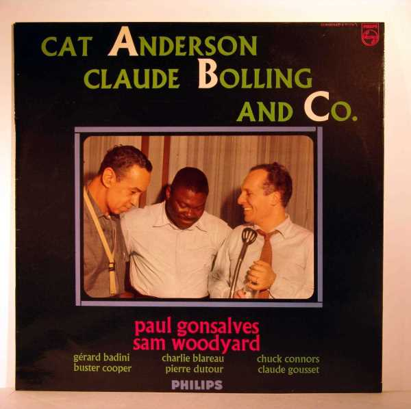 Cat Anderson, Claude Bolling and Co.