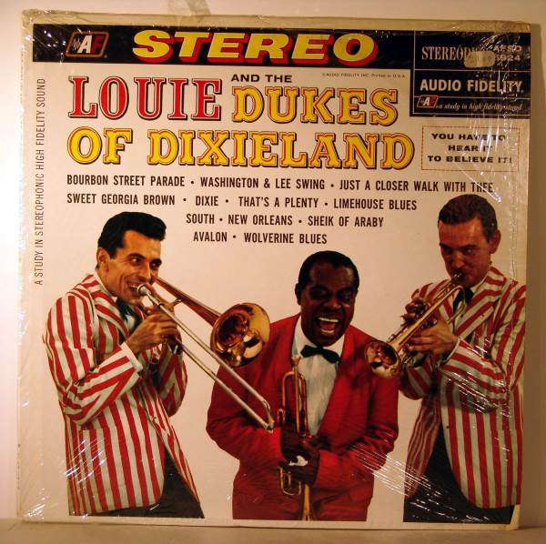 Louis and the Dukes of Dixieland