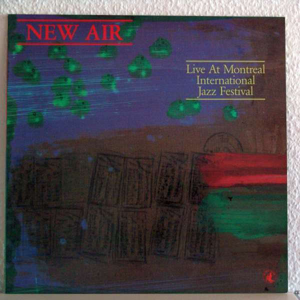 New Air, live at Montreal Jazz Festival